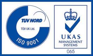 TUV UK Accredited Registration